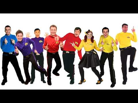 The Wiggles - Toot Toot Chugga Chugga Big Red Car (all 3 versions merged into one)