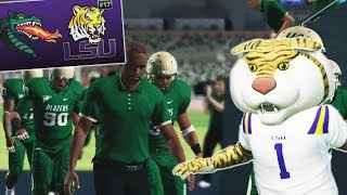 THIS IS EMBARRASSING!! NCAA 14 MAGIC DYNASTY EP. 2