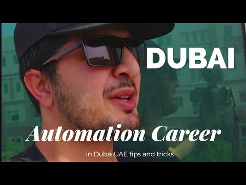 JOB Search And Career In Industrial Automation (PLC, DCS ,SCADA) In Dubai