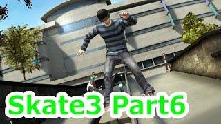 石の如く固まる先輩 Skate3実況プレイPart6 thumbnail