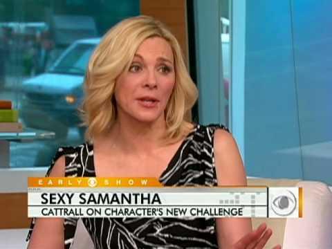 Kim Cattrall Talks 'Sex'