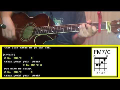 Baliw Sayo By Jroa Guitar Chords Youtube