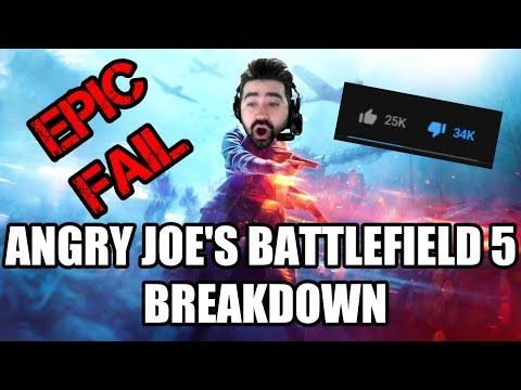 Angry Joe's Battlefield 5 Breakdown thumbnail