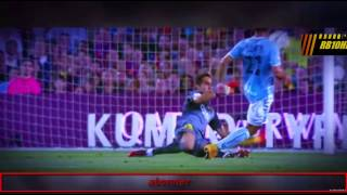 Claudio Bravo _ Best Saves _ FC Barcelona _ 2015_HD