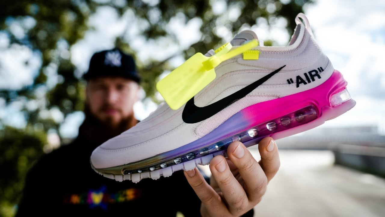 00bfb23a12 HOW GOOD IS THE OFF WHITE NIKE AIR MAX 97 QUEEN? - YouTube