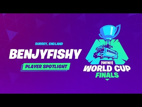 Fortnite World Cup Finals - Player Profile - BenjyFishy