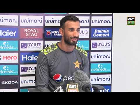 Mood in camp is positive ahead of next game - Shan Masood