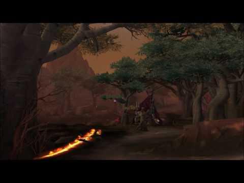 20 minutes Spires of Arak music - ingame - World of Warcraft