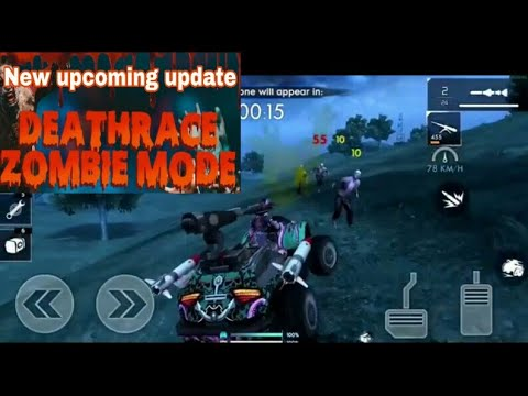 New Upcoming Update Death Race Zombie Mode Indonesia Freefire