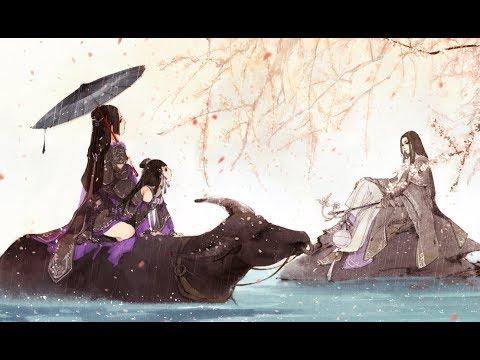Beautiful Chinese Music - Misty Drizzles, Drifting Boat