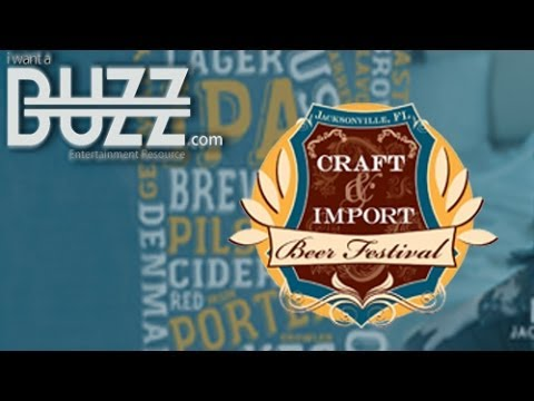 Buzz Magazines | Craft and Import Beer Festival | Jacksonville Florida | Smart Media TV Coverage