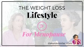 Weight Loss Lifestyle During Menopause