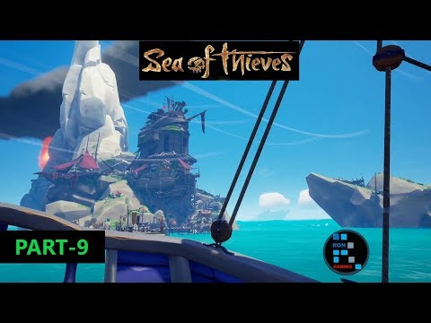 SEA OF THIEVES | TREASURE HUNTING ADVENTURE FUN GAMEPLAY#9