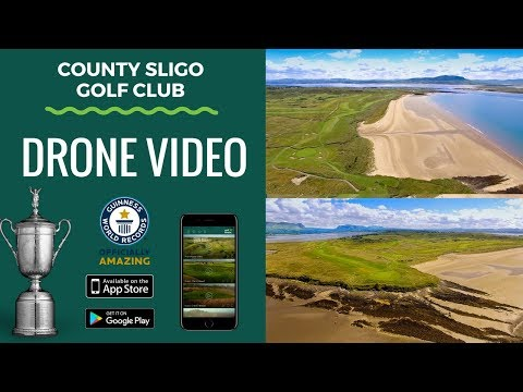 County Sligo Golf Club | HD Drone Video Guide