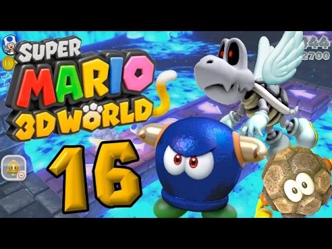 Super Mario 3D World Part 16: Der größte Fail aller Zeiten?