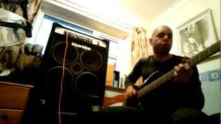 Some of my random bass slapping and popping