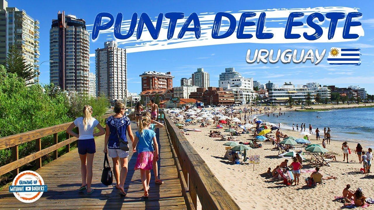 Punta Del Este Uruguay The Miami Beach Of South America 80 Countries W 3 Kids