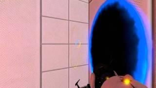 """Portal 2 """"Portal Jump"""" Glitch"""