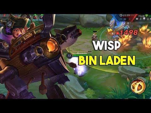 Wisp Bin Laden - Arena of Valor