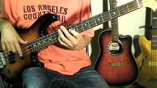 John Denver - Take Me Home Country Roads - Bass Cover