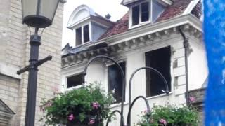 Bury St. Edmunds Strada Restaurant / Cupola Building Fire
