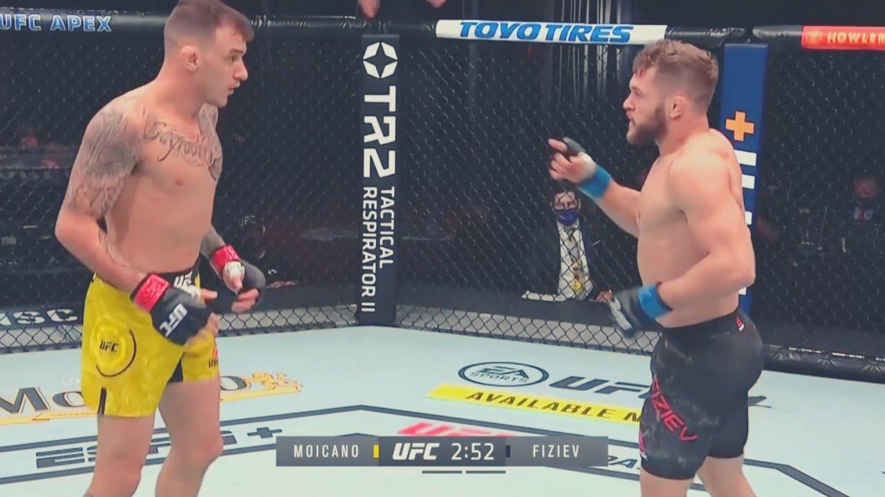 Download Renato Moicano vs. Rafael Fiziev Highlights