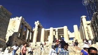 Туризм в Греции: сервис - лучше, цены - ниже (новости)(http://www.ntdtv.ru Туризм в Греции: сервис - лучше, цены - ниже. Представители туристической индустрии Греции говоря..., 2013-04-25T08:32:47.000Z)