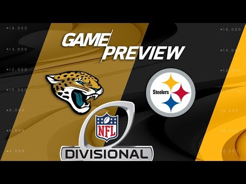 Jacksonville Jaguars vs. Pittsburgh Steelers | NFL Divisional Round Preview | Move the Sticks