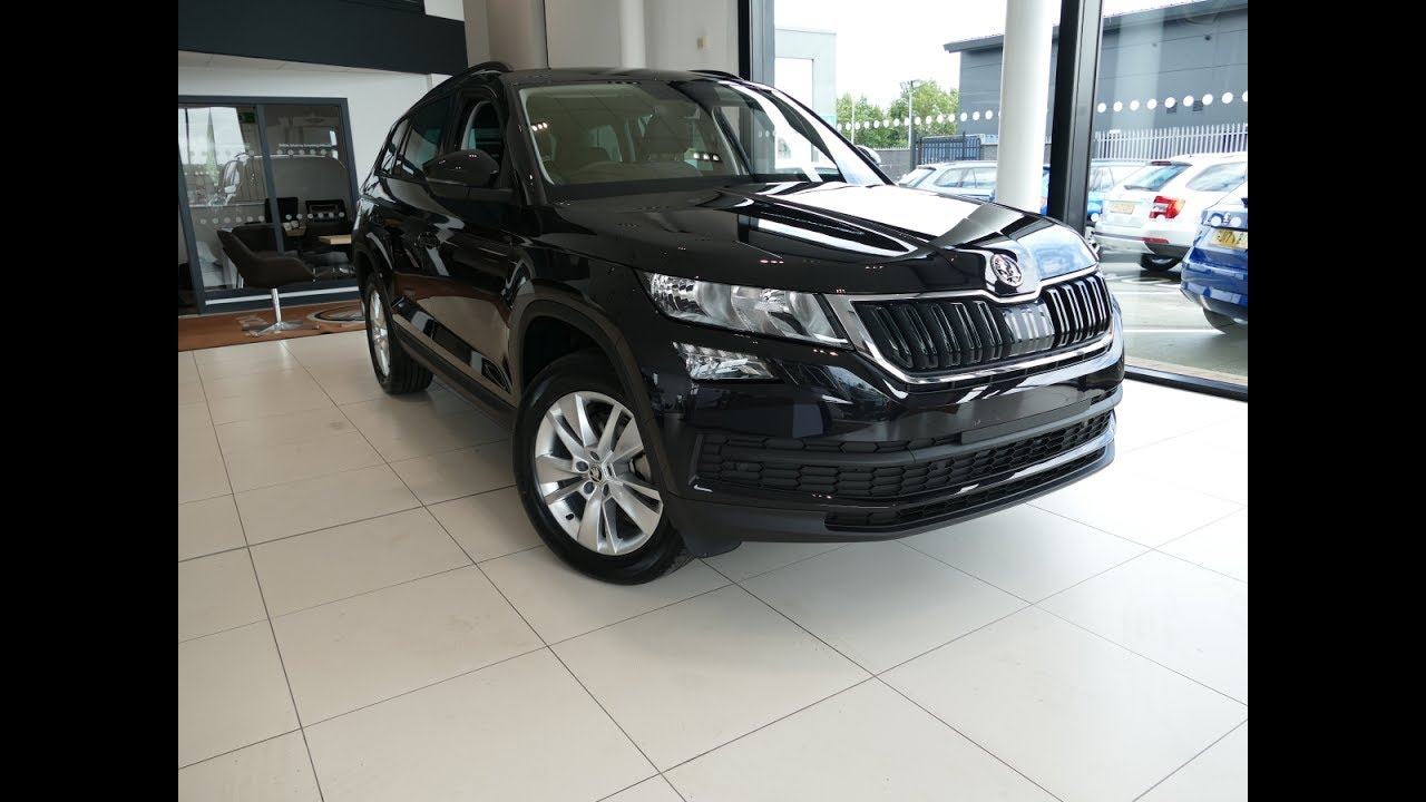 Black Kodiaq >> NOW SOLD Skoda Kodiaq For Sale Immediate Delivery!!! Black ...