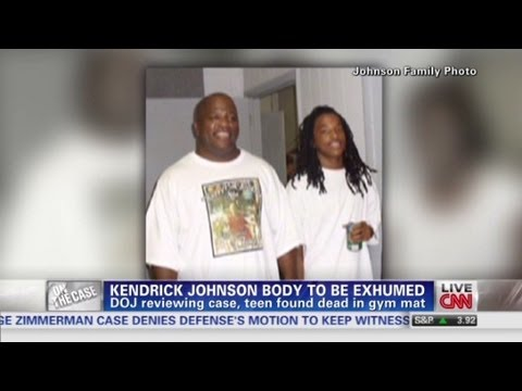 Kendrick Johnson body to be exhumed
