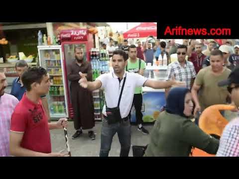 Autoriteiten verjagen straatverkopers in Nador