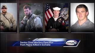 Maine Navy SEAL killed in Somalia