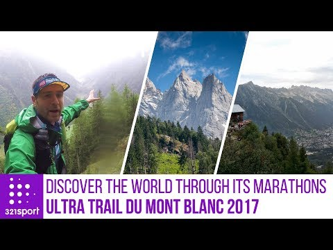UTMB - OCC (Switzerland / France) - MIND-BLOWING ultramarathon - running documentary