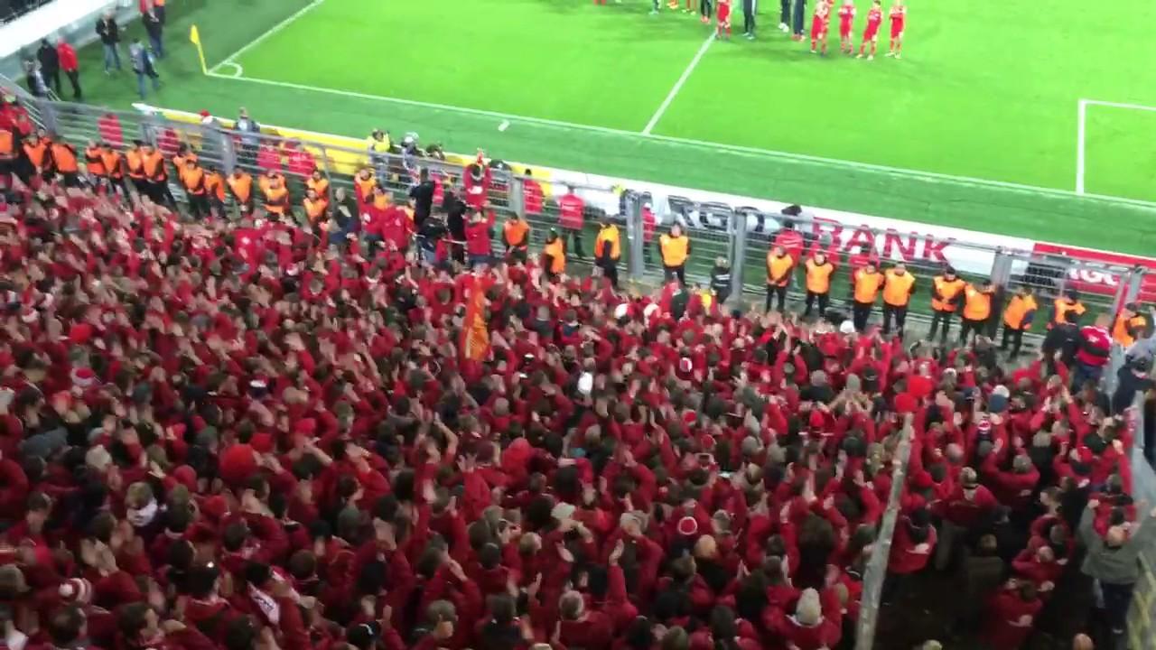 Union Gegen Dortmund