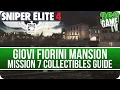 Sniper Elite 4 Mission 7 Collectibles Guide (Letters, Eagles, Documents, Reports, Rosters)