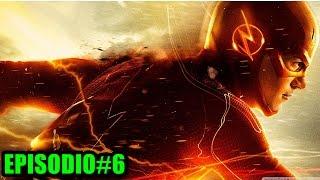 The Flash comentando o 6 episodio da 3 temporada