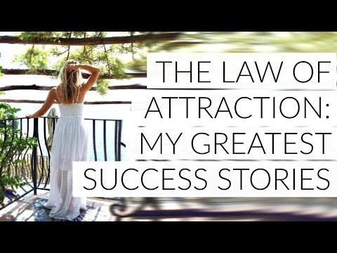 LAW OF ATTRACTION: SUCCESS STORIES COLLAB with Simply Ney