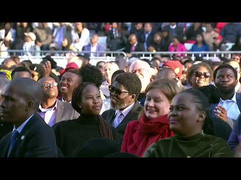 100 ans de la naissance de Mandela : quand Barack Obama cite l'équipe de France de football