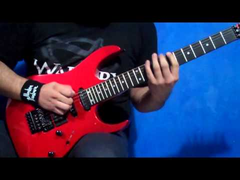 Symphony X Of Sins And Shadows (Cover)