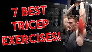 7 Tricep Exercises for Bigger Arms (DON