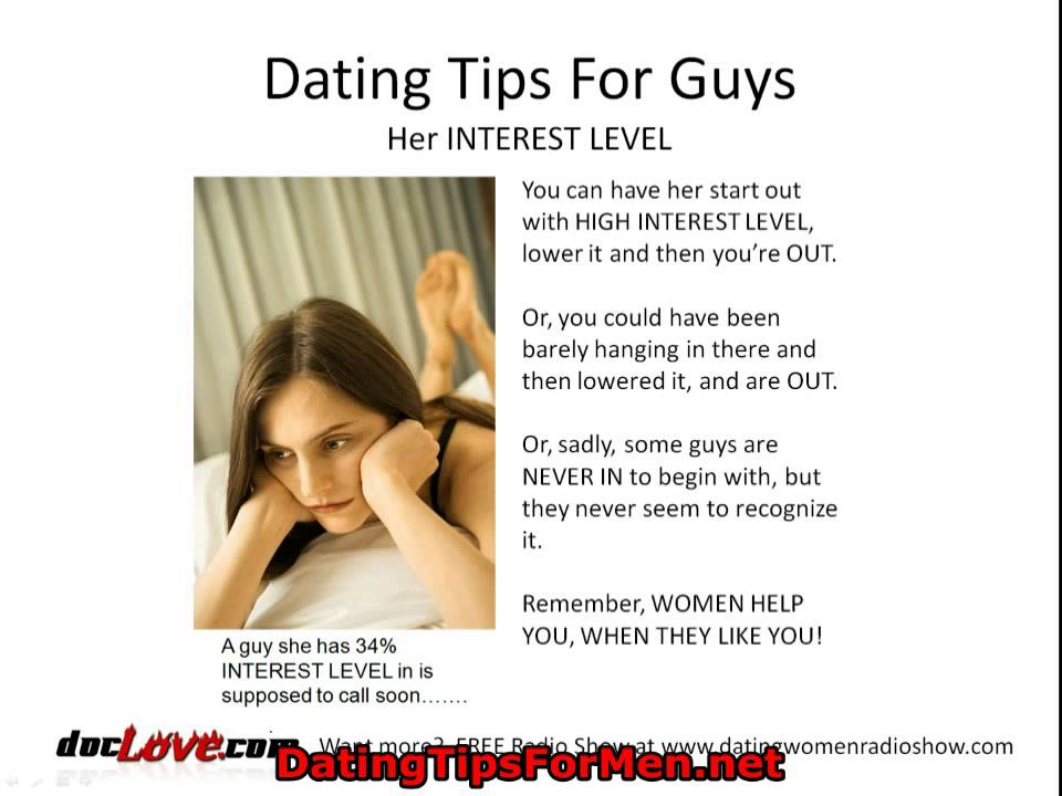 "dating tips for average looking guys A guy's perspective on online dating i'm not the typical ""guy"" who posts shirtless pictures of himself on dating sites or sends unsolicited pictures of his genitals to random women but i am a guy who is fond of online dating sites, so i have a few tips that might help you when using them."