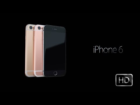 iPhone 6 Trailer Video By Aneesh 2016 iPhone 6 Features 3D Animation