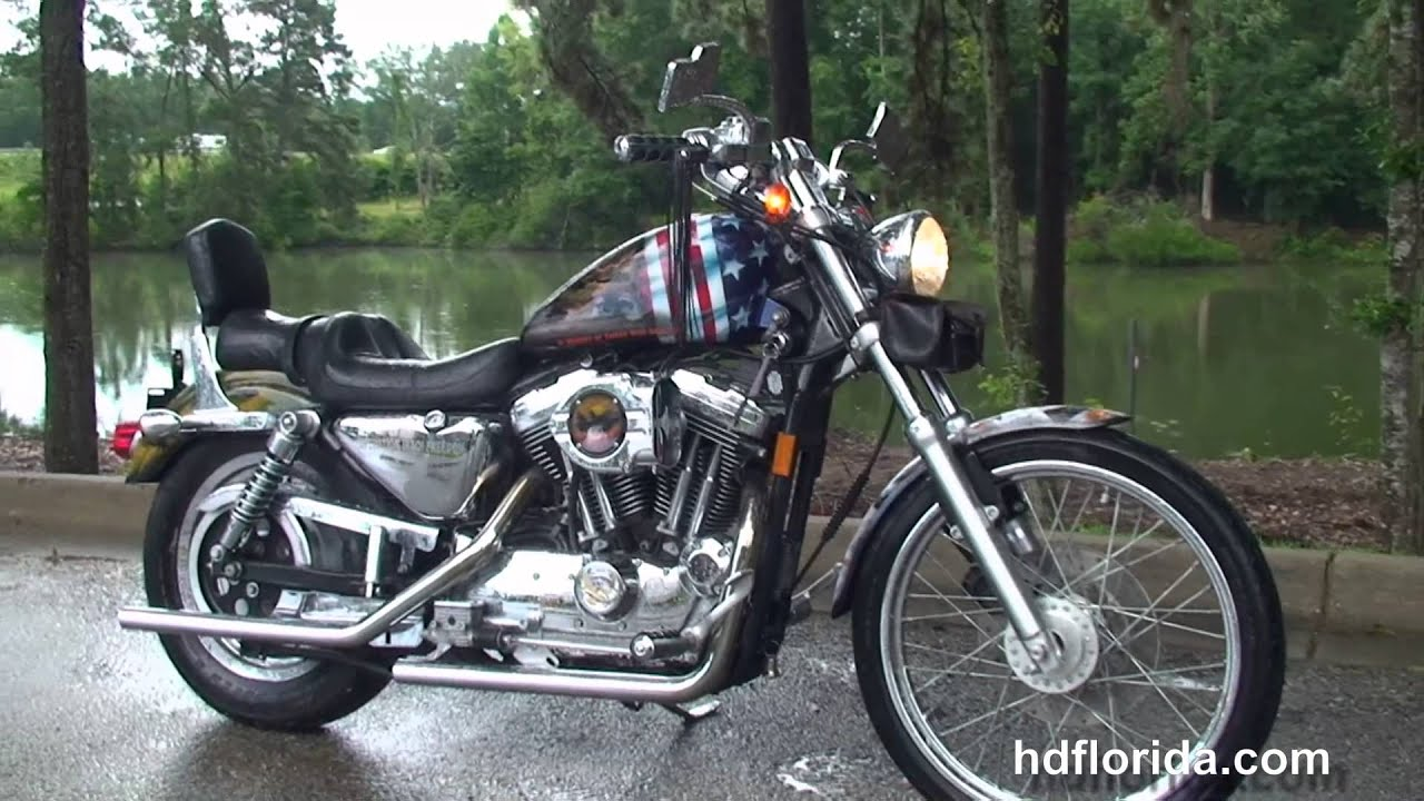 used 1999 harley davidson sportster 1200 custom motorcycles for sale