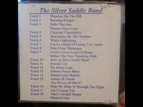 Silver Saddle band