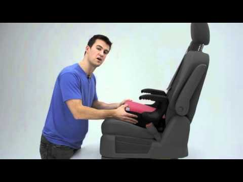 How To Use Olli Without Latch | Clek Booster Seat