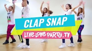 Clap Snap (RecoveryTrack) | Zumba® | Live Love Party thumbnail