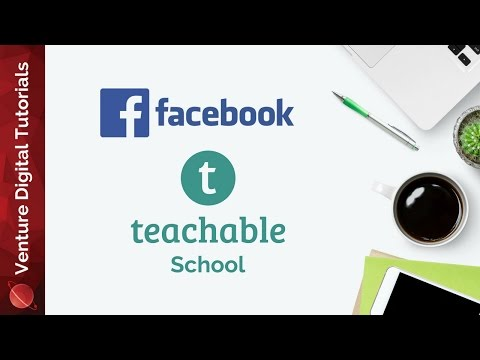 Facebook Pixel Setup On Teachable Schools - Past LIVE Session