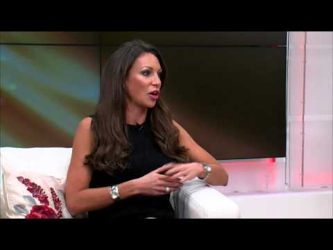 Badly burned but now in media limelight,15.09.14,Part2 Chrissy B Show
