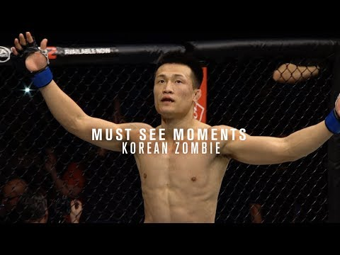 Must See Moments: The Korean Zombie - Chan Sung Jung