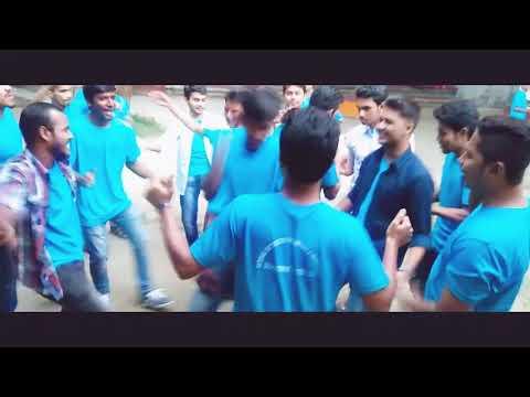 NIET-Dhaka, Last Industrial Tour, Textile 7th Semester-( 14-15 )-2017